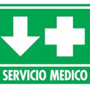 SEÑAL MODELO 013 SERVICIO MÉDICO