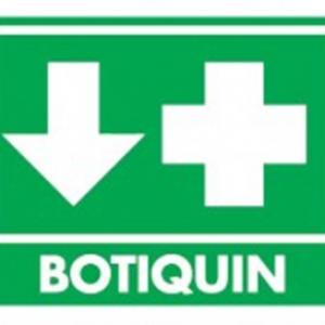 SEÑAL MODELO 014 BOTIQUÍN