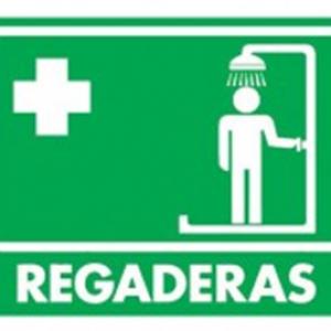 SEÑAL MODELO 017 REGADERAS