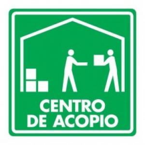 SEÑAL MODELO 018 CENTRO DE ACOPIO