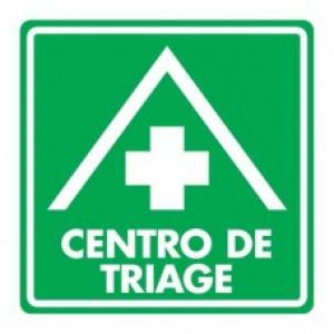 SEÑAL MODELO 021 CENTRO DE TRIAGE