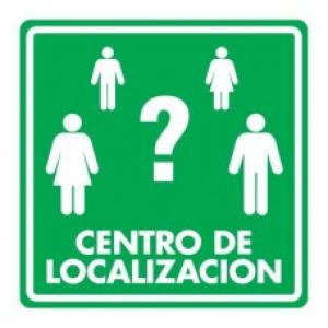 SEÑAL MODELO 023 CENTRO DE LOCALIZACIÓN